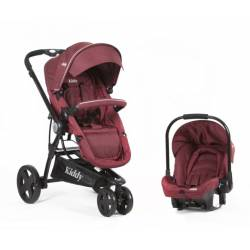 Coche Kiddy Compass Plus - Rojo