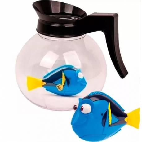 Buscando A Dory Pez Dory Con Pecera Robo Fish - 25171