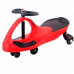 Plasma Car Andador Para Grandes y Chicos Rojo