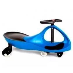 Plasma Car Andador Para Grandes y Chicos Azul