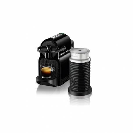 Maquina de Café Nespresso Modelo Inissia Pack Black