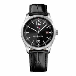 Reloj Tommy Hilfiger TH-1710350 - Negro con plateado