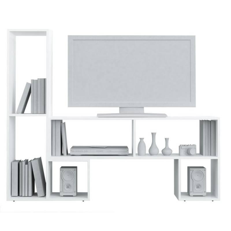 Como hacer un mueble para tv affordable mueble para tv de for Como hacer un mueble para tv
